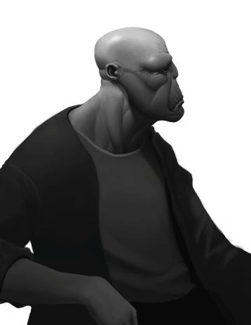 Bald-boy