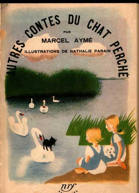 Marcel_Ayme_Nathalie_Parran_Chat_Perche_1950_2