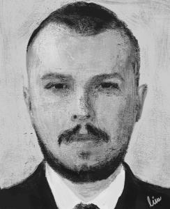 Retrato john Gómez